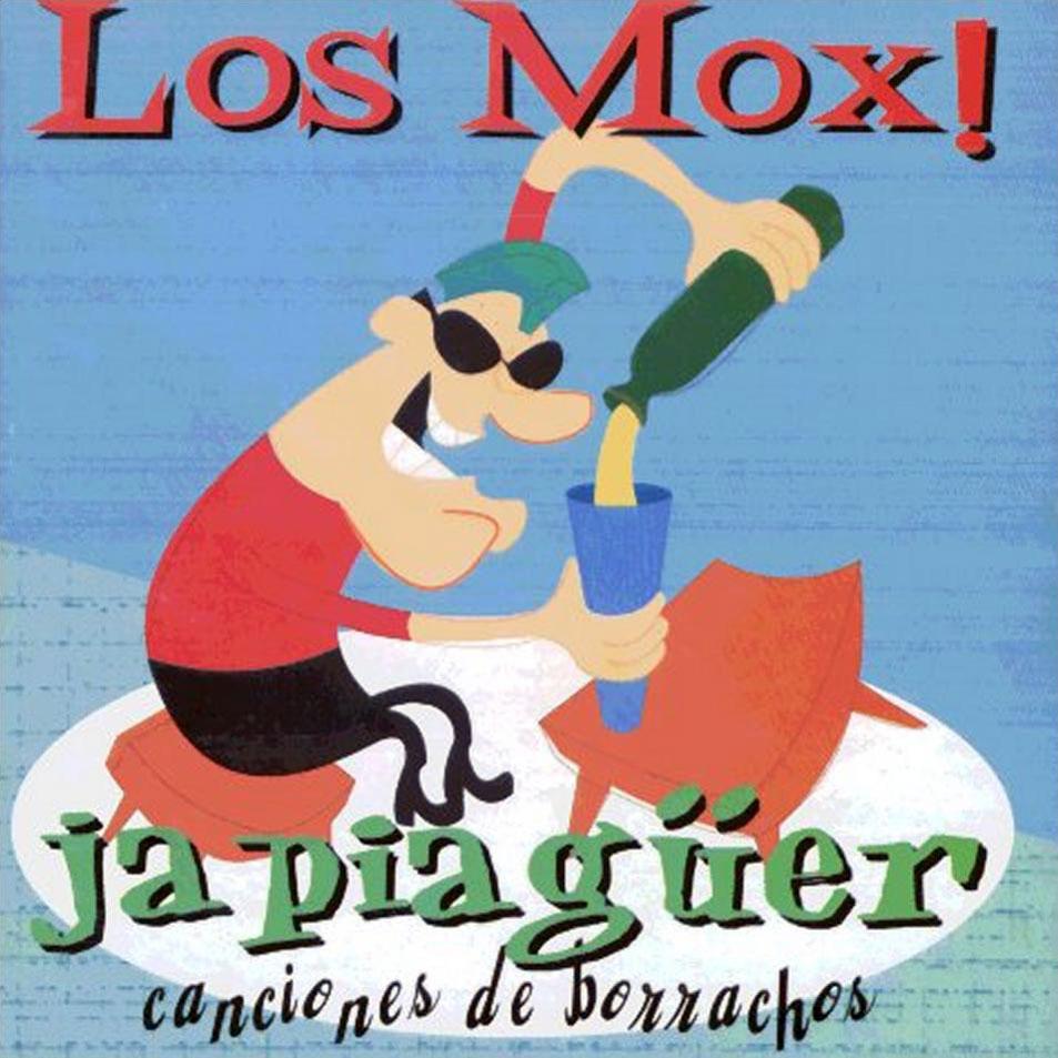 discografia de los mox mf