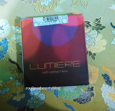 Review Softlens Lumiere Mielo