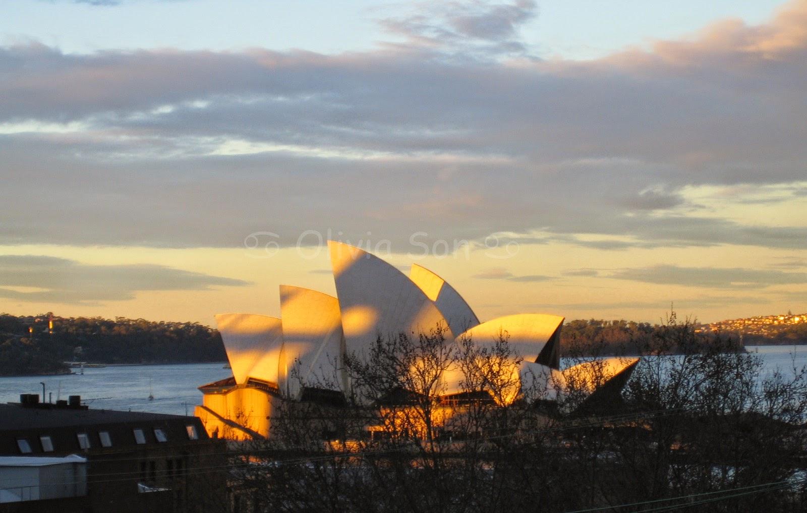Sydney Opera House, The Rocks, Sydney, Australie