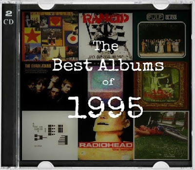 The Best Albums of 1995