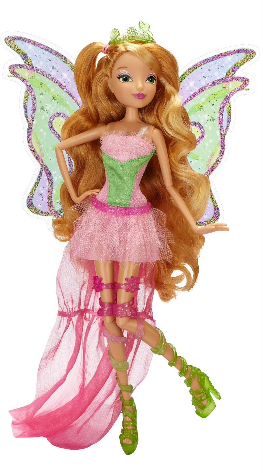 MagixJourney Winx Club Harmonix Dolls! BloomStella
