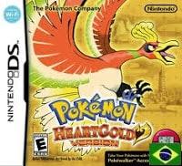 Pokemon HeartGold Portugues