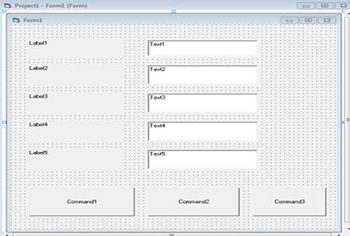 Calculate the Sum and Average of Numbers in Visual Basic (Project 4)