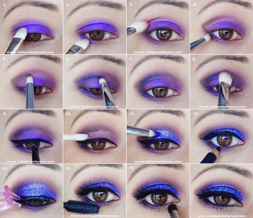 indian vanity case makeup tutorials