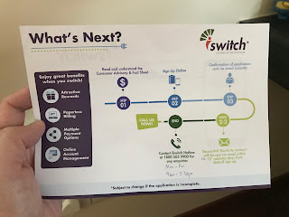 iSwitch Open Electricity Market