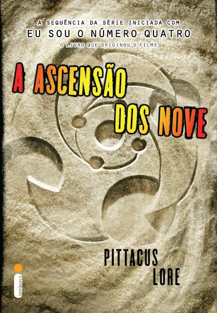 News: Capa nacional do livro A Ascensao dos Nove, de Pittacus Lore 7