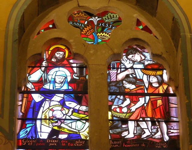 Nativité église de Chalmazel