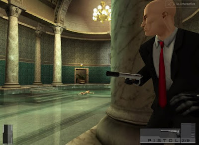 Gameplay Hitman Contracts