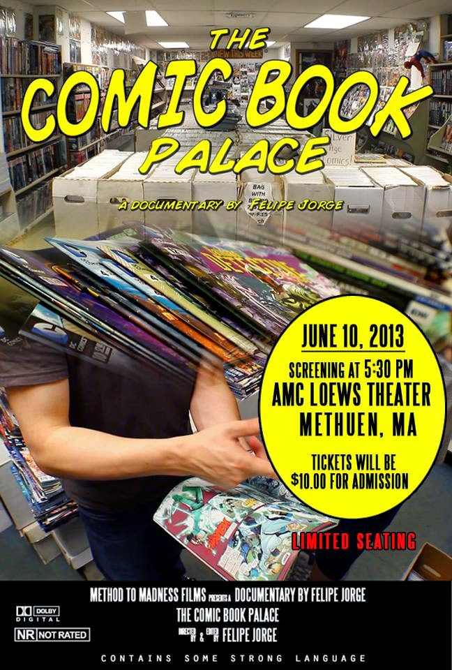 The Comic Book Palace