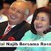 Najib Arah Alih Kenderaan Rasmi MB Agar Hubungan Dgn Rosmah Tidak Diketahui..
