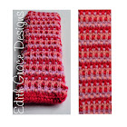 Speckled Rib Stitch Bookmark