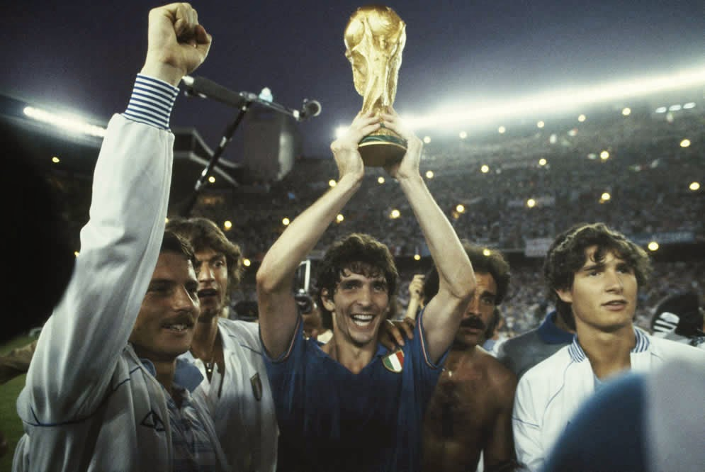 World Cup Heroes - Paolo Rossi | FOOTY FAIR