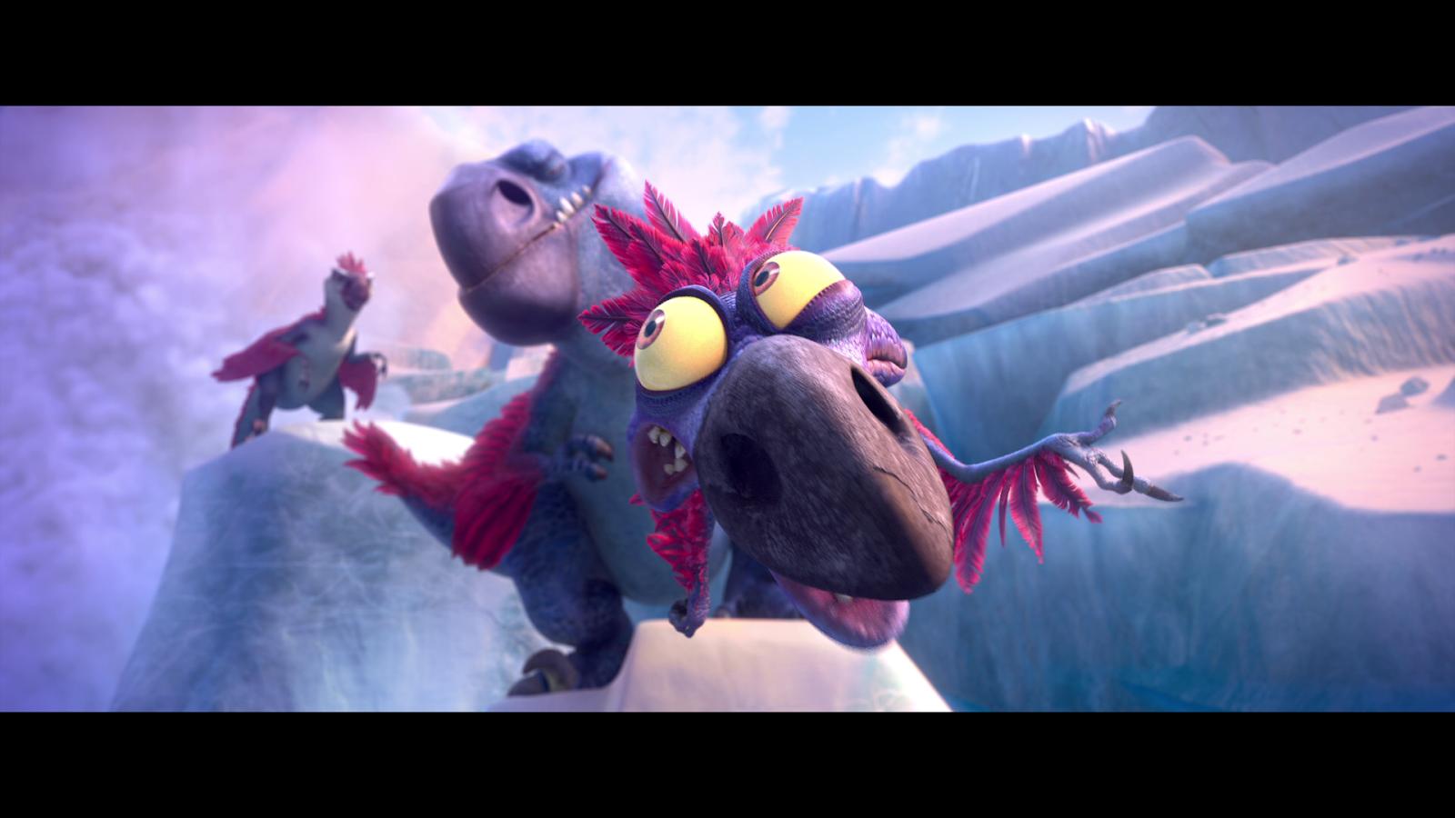 La Era De Hielo Choque De Mundos (2016) 1080p BD25 2D y 3D 4