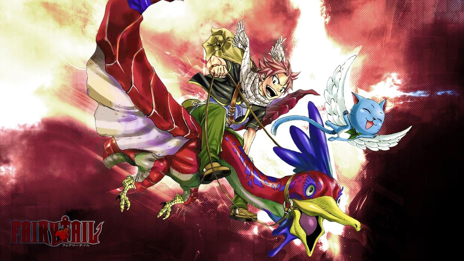 Fairy Tail Wallpaper Hd Anime Fairytail