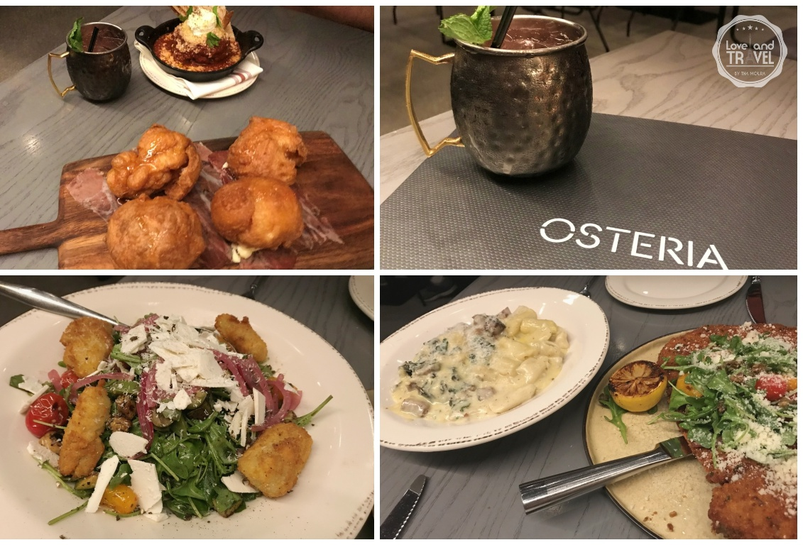 Osteria Bar & Kitchen