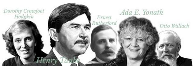 List Peraih Hadiah Nobel Bidang Kimia