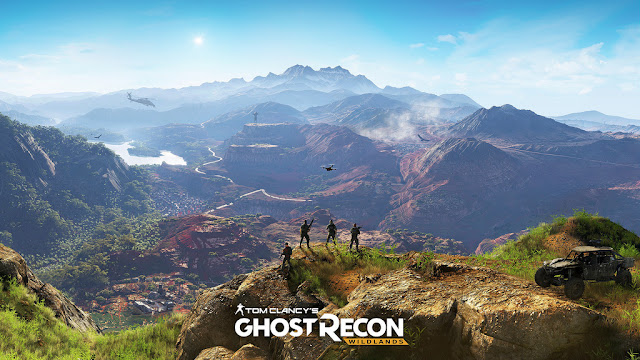 ‪‪Tom Clancy's Ghost Recon Wildlands‬‬,Cheats,Hints,Tricks
