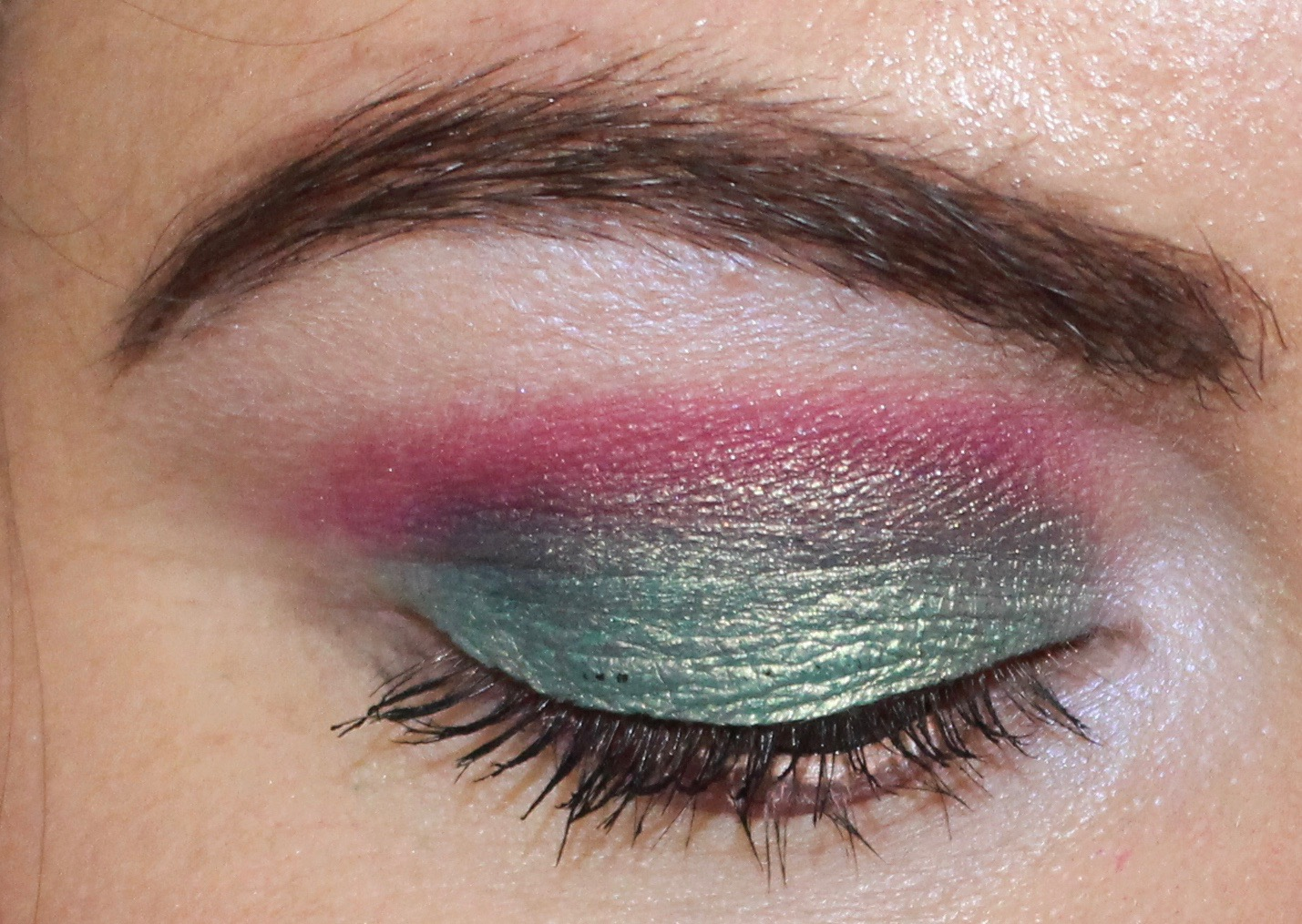 4485a932121 Look 1: City Color Cosmetics Beach Cottage