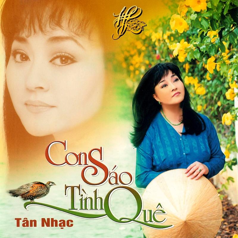 Hương Lan CD - Con Sáo Tình Quê (NRG) + bìa scan mới