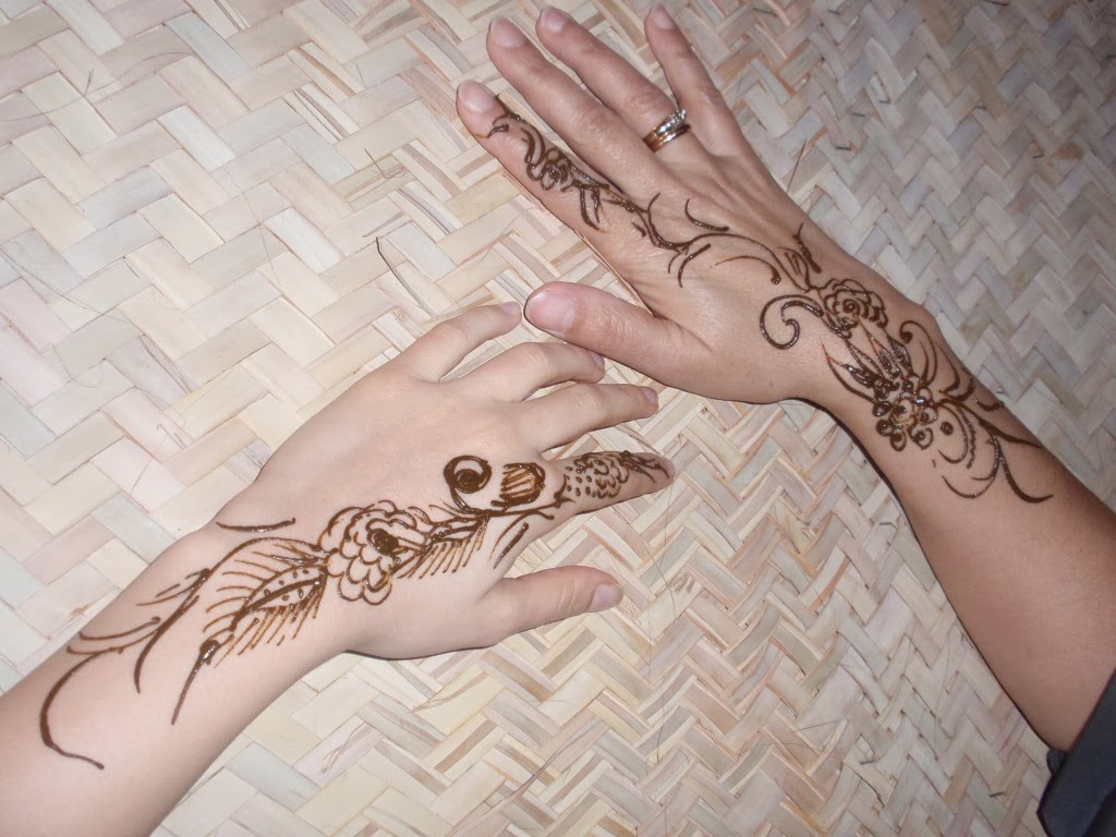 Simple Henna Tattoo Henna Tattoo: Henna Tattoo Designs 2015
