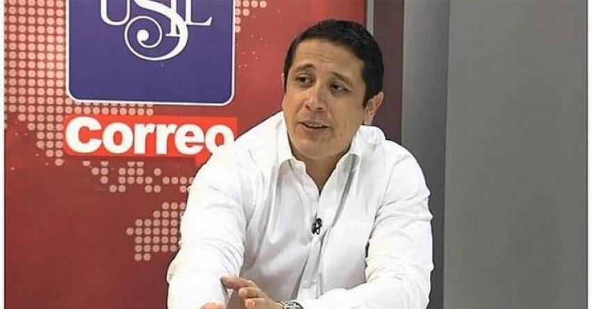 Es importante reivindicar derechos de los profesores pero no se debe caer en el extremismo, sostuvo el legislador fujimorista Miguel Castro