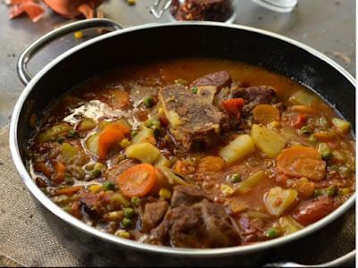 Συνταγή της Ημέρας: Κρεατόσουπα με οσομπούκο
