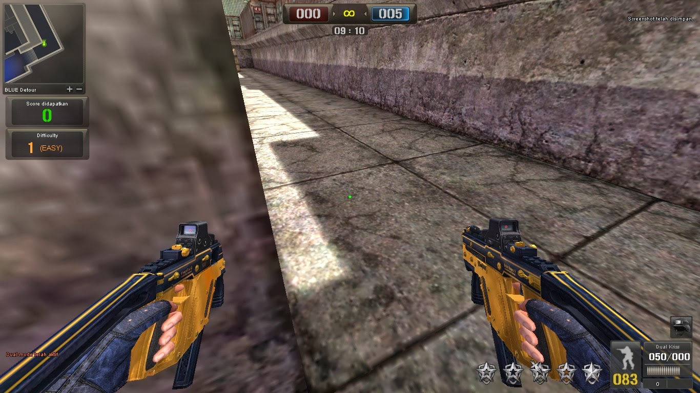 Image result for dual kriss point blank