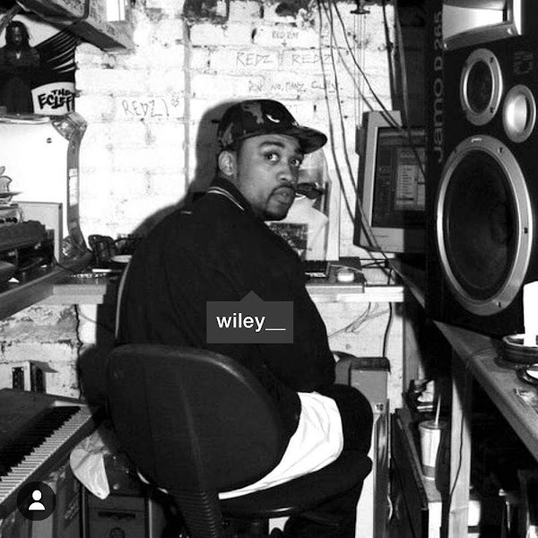 Wiley - Godfather Cover
