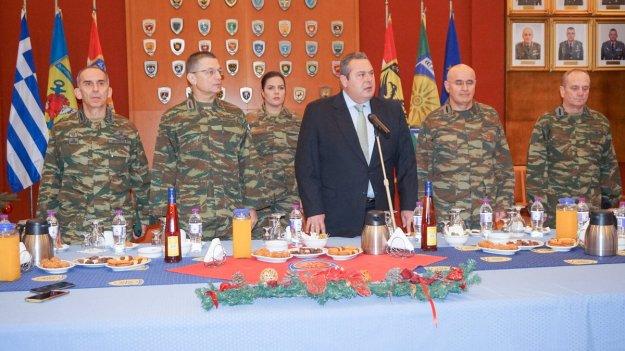 Καμμένος: Παραιτούμαι από υπουργός αν η Συμφωνία ψηφιστεί από τα Σκόπια