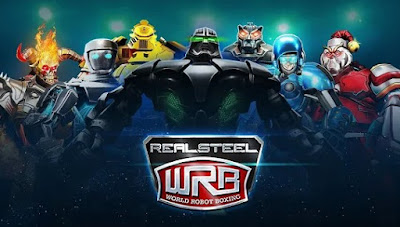Real Steel World Robot Boxing Mod Apk + Data for Android