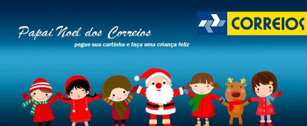 Campanha Papai Noel dos Correios será lançada no estado do Rio de Janeiro dia 14 de novembro