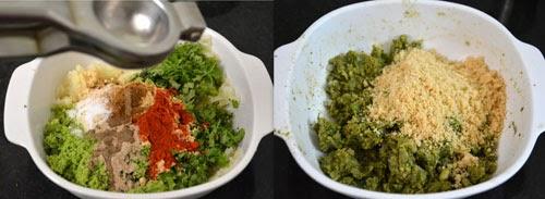 hara bhara kebab veg