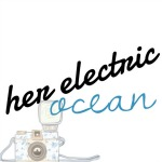 Her electric ocean