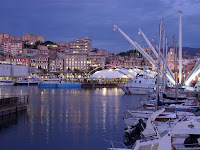 The Porto Antico in Genoa
