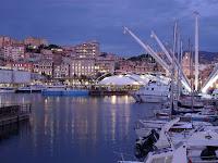 The Porto Antico in Genoa