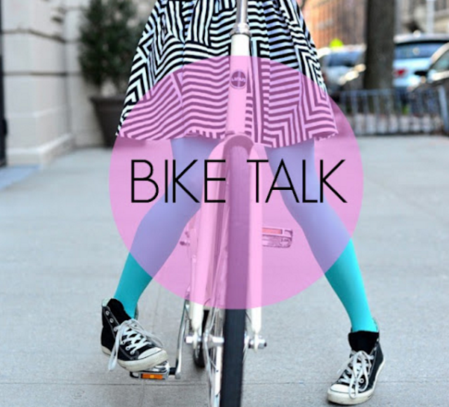 Bike Talk: Women And The City