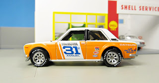 Hot Wheels convention Datsun Bluebird 510