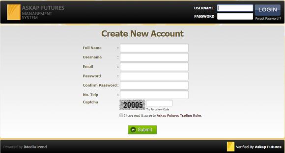 Forex trading strategies dapat diuji melalui demo trading