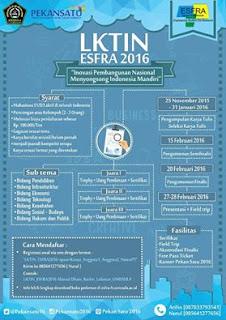 LKTIN ESFRA 2016