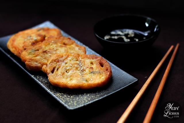 Gamja Jeon 감자전 Easy Recipe [Korean Potato Pancake Recipe with US Dehydrated Potato], Easy Korean Recipe Blog YedyLicious Manila Food Blog Asian Filipino Recipe KFood US Potato, Easy Asian Recipes Food Blog Yedy Calaguas
