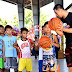 Kids from TM Basketball Para sa Bayan clinics compete in NBA 3X 2016