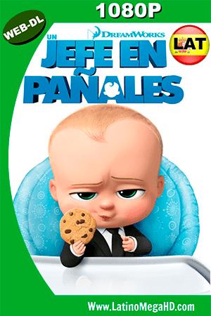 Un Jefe en Pañales (2017) Latino HD WEBDL 1080P ()