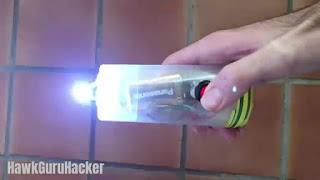 membuat sendiri stun gun sederhana dari baterai kotak 9v