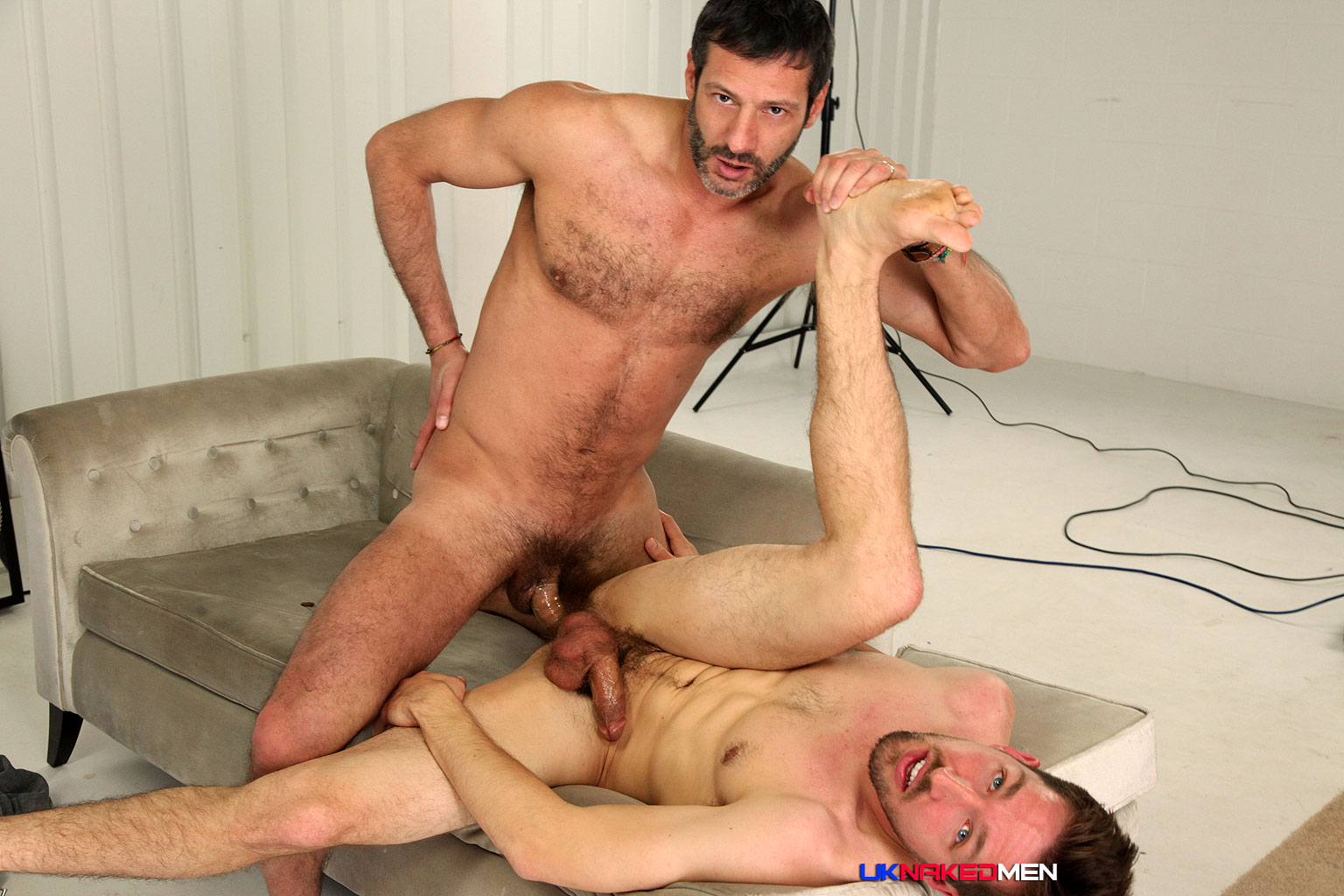 hairy naked gay men fucking