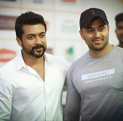 Actor_Surya_With_Unni_Mukundan_Images
