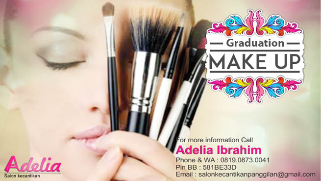 Make Up Wisuda Graduation Murah Bagus