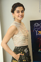 Taapsee Pannu in transparent top at Anando hma theatrical trailer launch ~  Exclusive 048.JPG