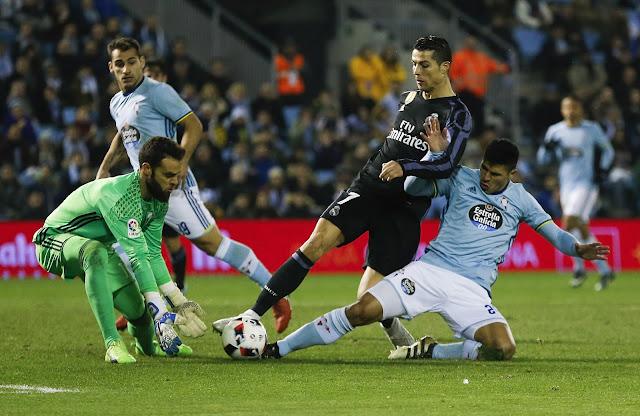 Prediksi Celta Vigo vs Real Madrid Liga Spanyol