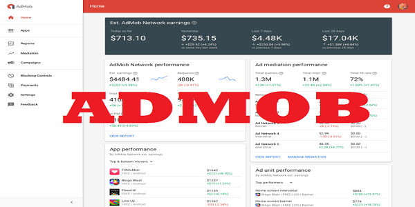 Jalan Pintas Dapet Uang dari Google AdMob Tanpa Ngoding 100% Cair!