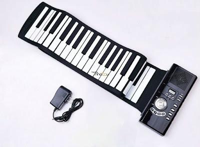 Shop Bán Đàn Piano 61 phím cuộn mềm Flexible BR-05-61A
